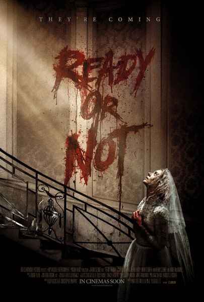 Ready or Not (2019) - Movie Poster