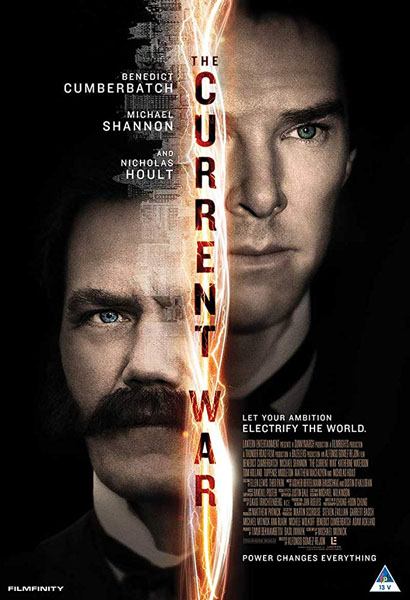 Current War, The (2019) - Movie Poster