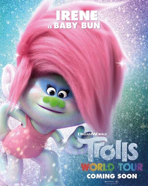 Trolls World Tour (2020) - Movie Poster