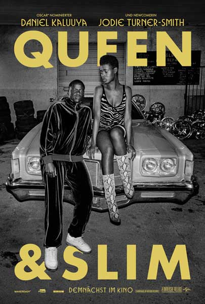 Queen & Slim (2019) - Movie Poster
