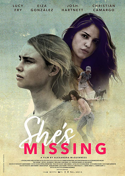 She's Missing (2019) - Movie Poster