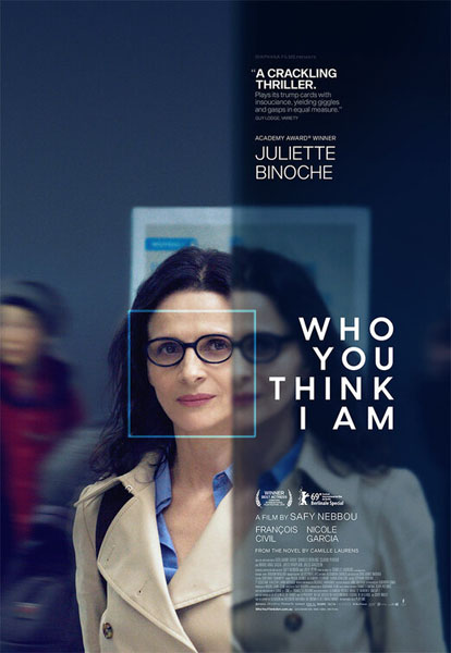 Who You Think I Am (2019) - Movie Poster