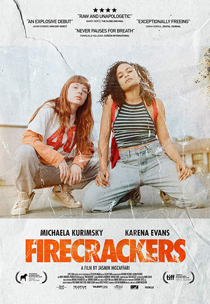Firecrackers (2018) - Movie Poster