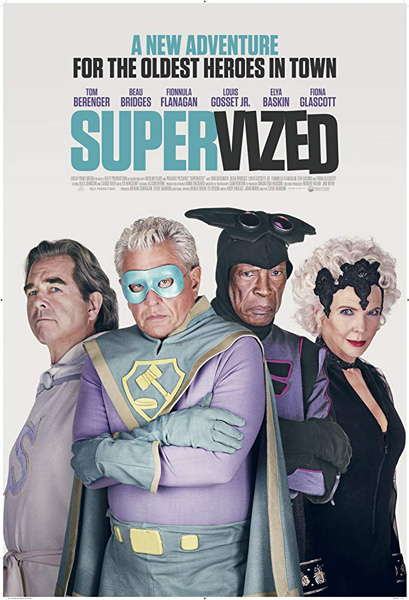 Supervized (2019) - Movie Poster