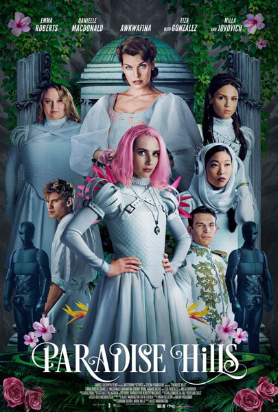 Paradise Hills (2019) - Movie Poster