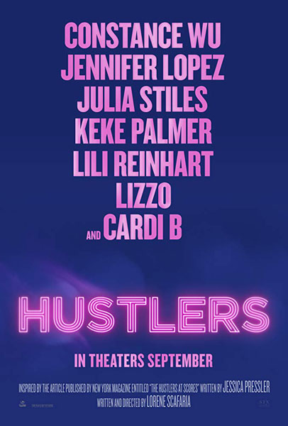 Hustlers (2019) - Movie Poster