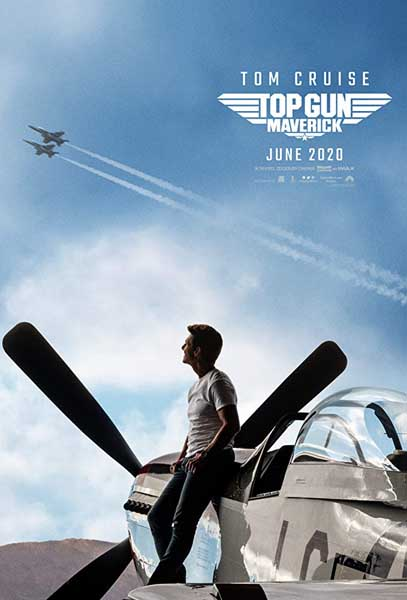 Top Gun: Maverick (2020) - Movie Poster