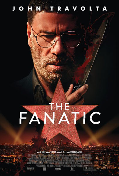 The Fanatic (2019) - Movie Poster