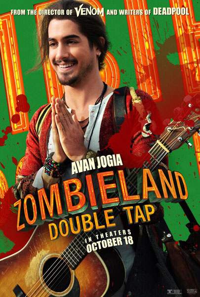 Zombieland: Double Tap (2019) - Movie Poster