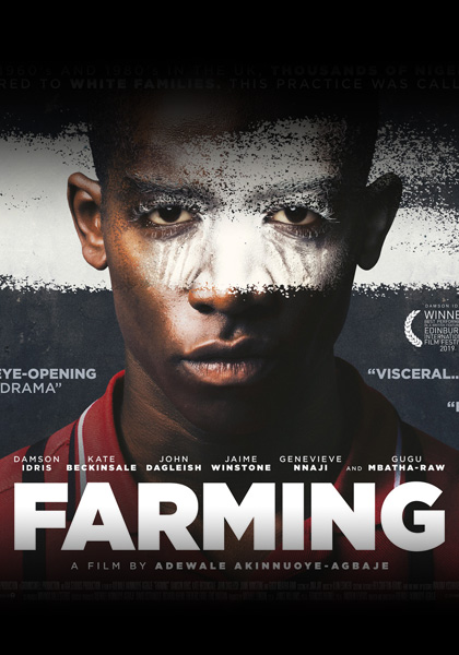 Farming (2018) - Movie Poster