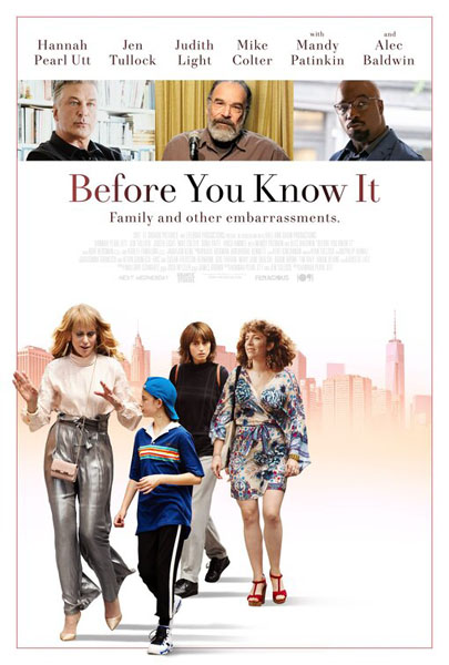 Before You Know It (2019) - Movie Poster