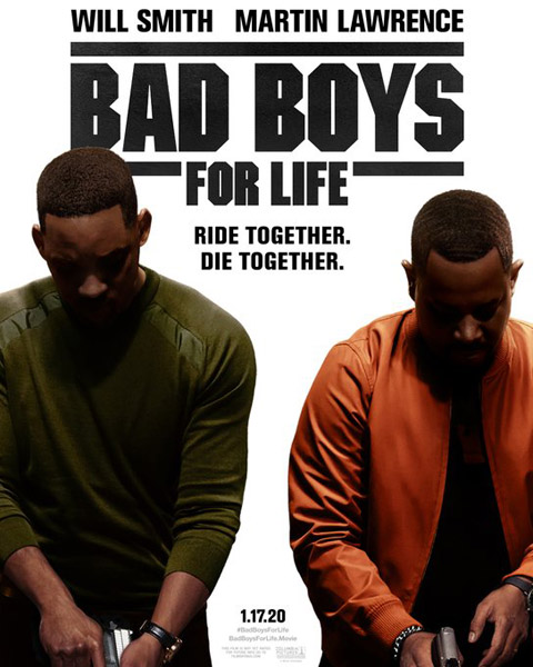 Bad Boys for Life (2020) - Movie Poster