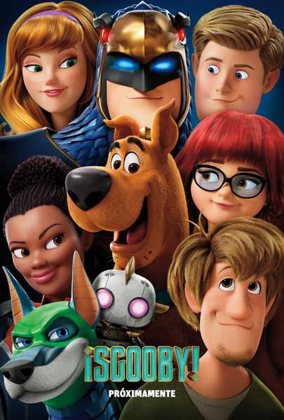 Scoob (2020) - Movie Poster
