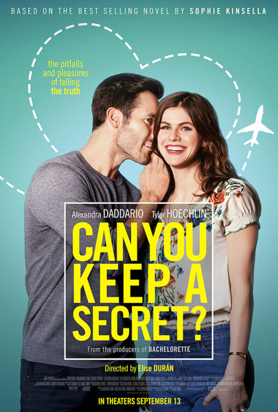 Can You Keep a Secret? (2019) - Movie Poster