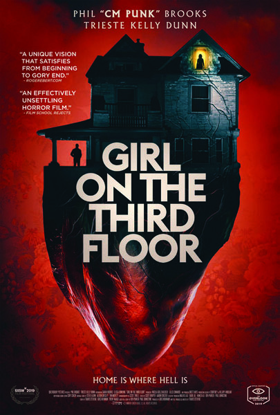 Girl on the Third Floor (2019) - Movie Poster