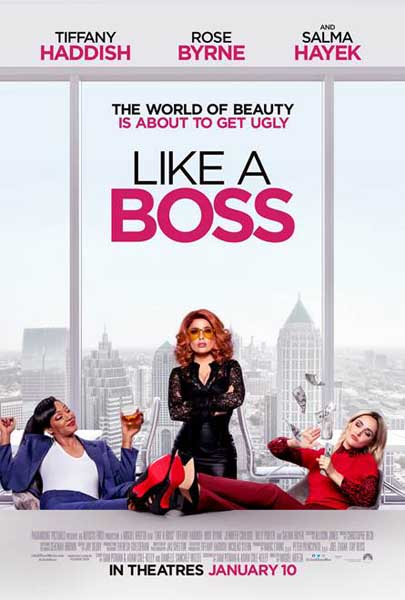 Like a Boss (2020) - Movie Poster