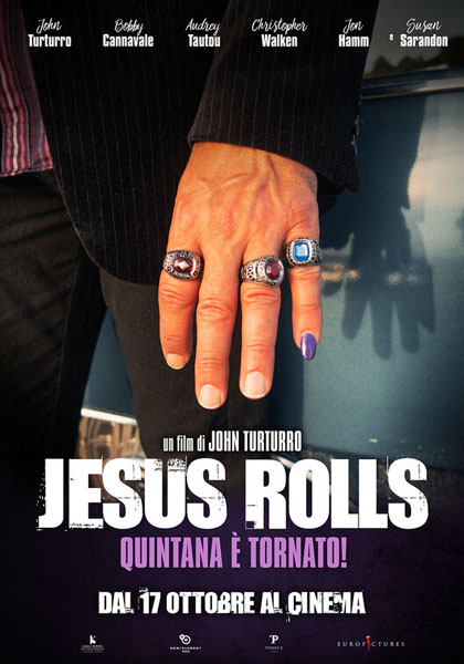 The Jesus Rolls (2019) - Movie Poster