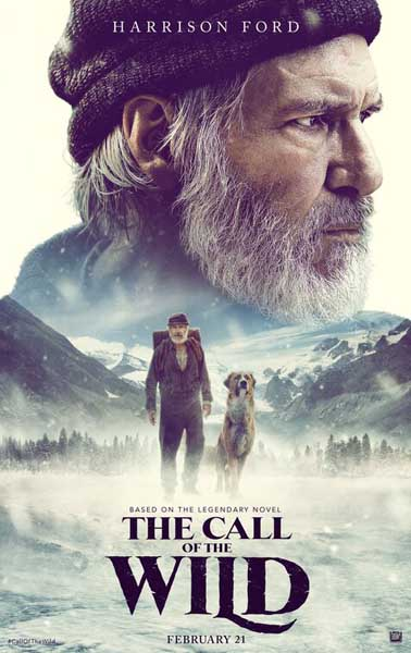 The Call of the Wild (2020) - Movie Poster