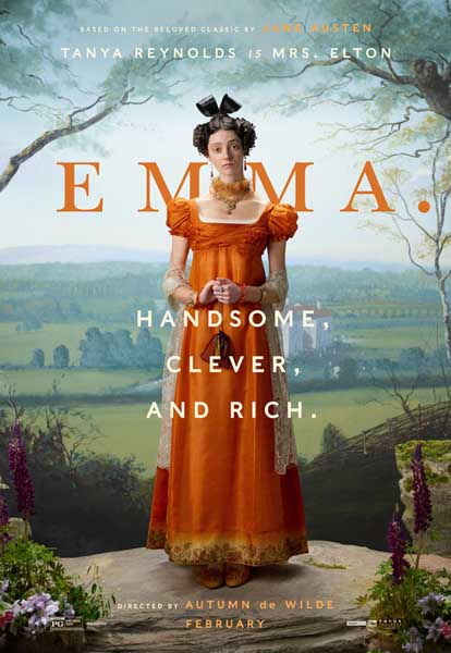 Emma (2020) - Movie Poster