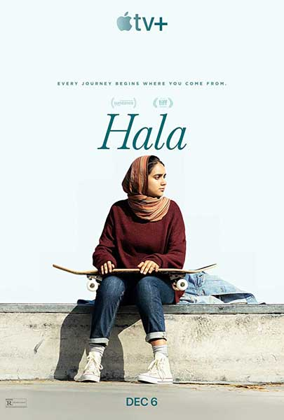 Hala (2019) - Movie Poster
