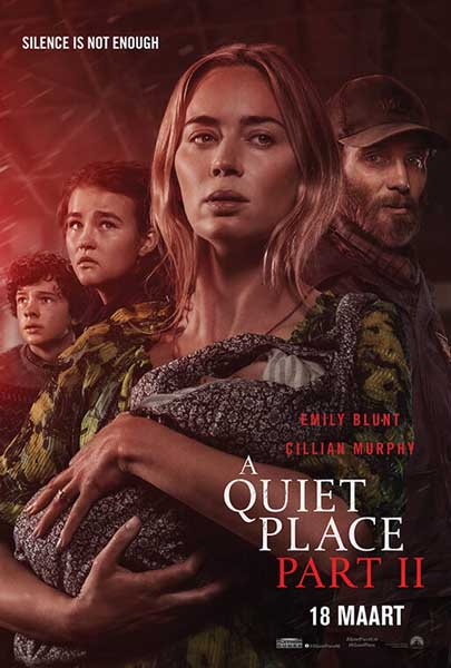 A Quiet Place Part II (2020) - Movie Poster