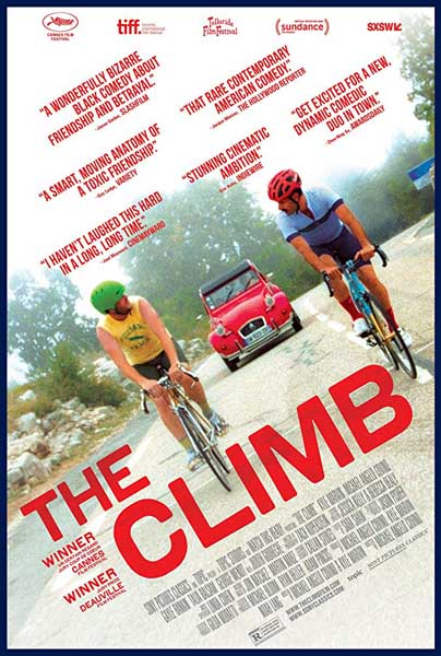 The Climb (2019) - Movie Poster