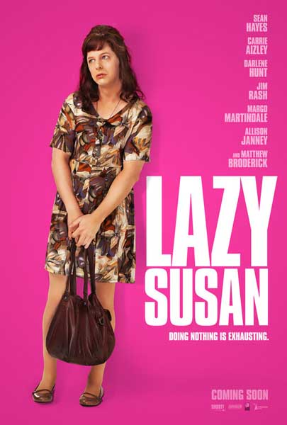 Lazy Susan (2020) - Movie Poster