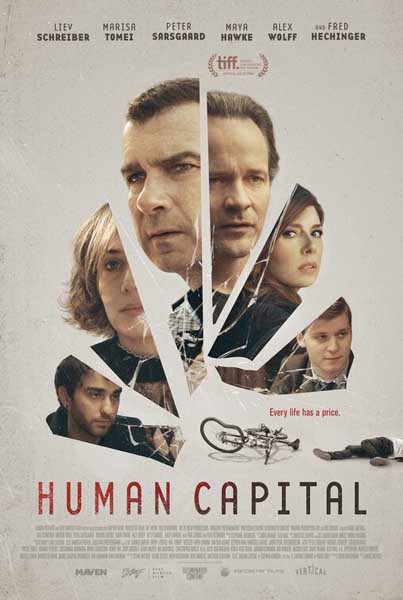 Human Capital (2019) - Movie Poster