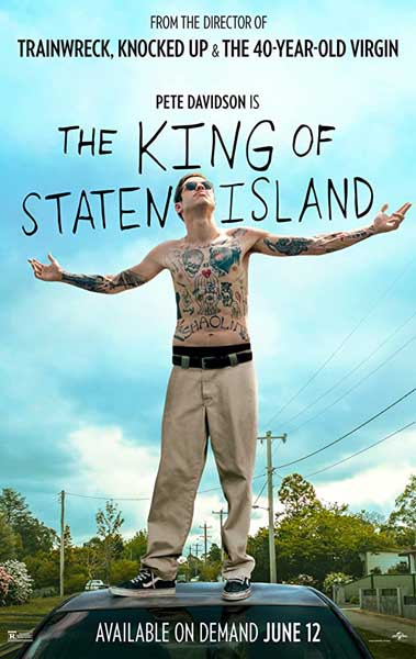 King of Staten Island, The (2020) - Movie Poster