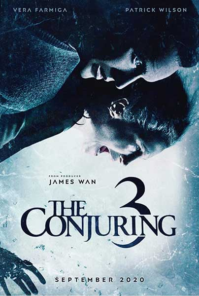 The Conjuring: The Devil Made Me Do It (2020) - Movie Poster