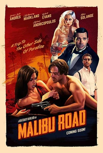 Malibu Road (2020) - Movie Poster