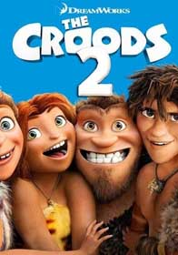 The Croods 2 (2020) - Movie Poster