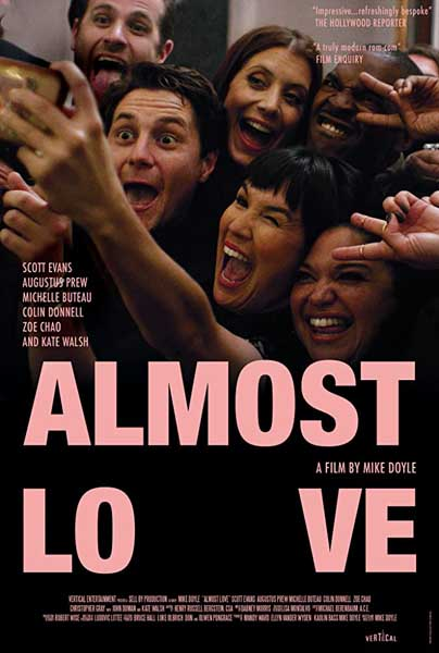 Almost Love (2019) - Movie Poster