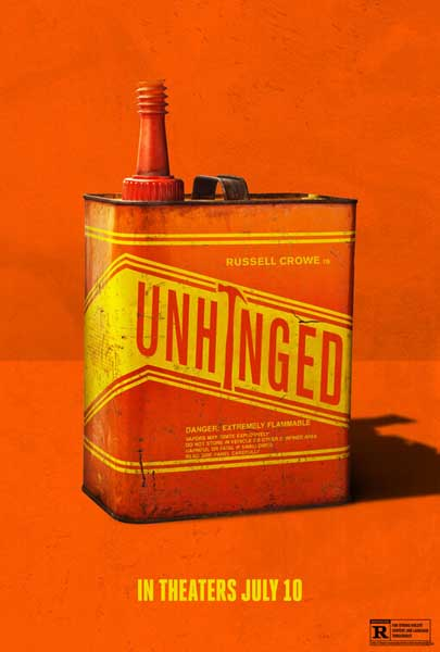 Unhinged (2020) - Movie Poster