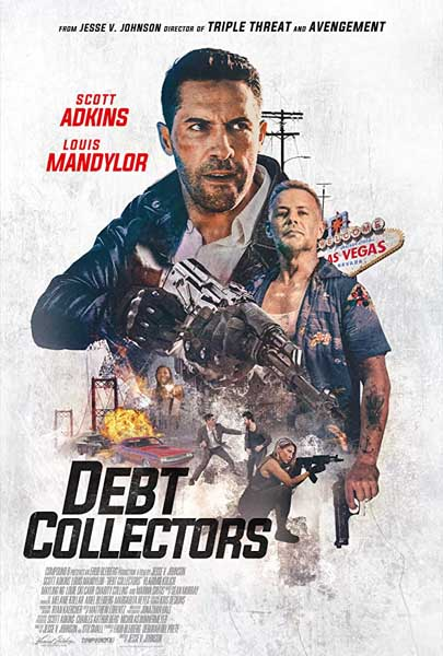 Debt Collectors (2020) - Movie Poster