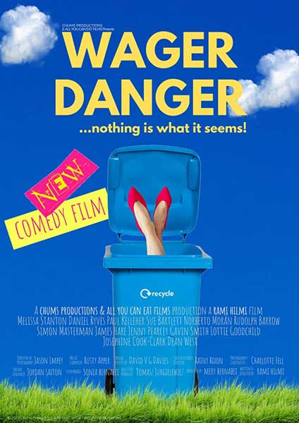 Wager Danger (2020) - Movie Poster