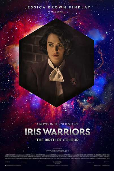 Iris Warriors (2020) - Movie Poster