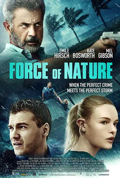 Force of Nature (2020) - Movie Poster