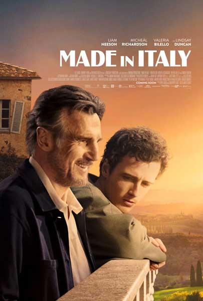 Made in Italy (2020) - Movie Poster