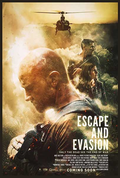 Escape and Evasion (2019) - Movie Poster