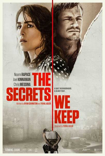The Secrets We Keep (2020) - Movie Poster