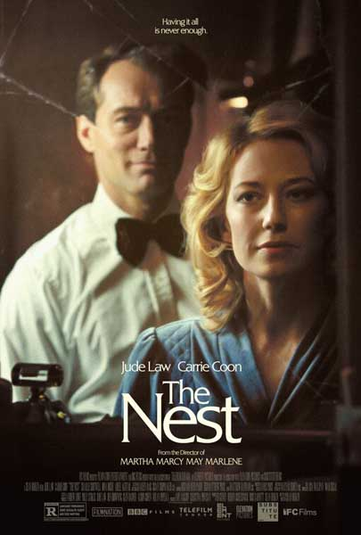 The Nest (2020) - Movie Poster