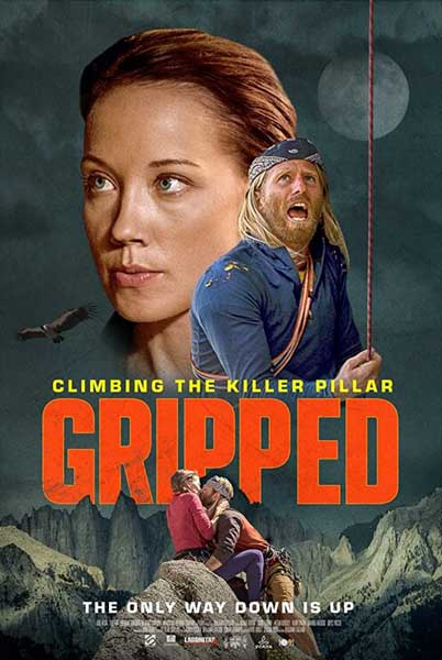 Gripped: Climbing the Killer Pillar (2020) - Movie Poster