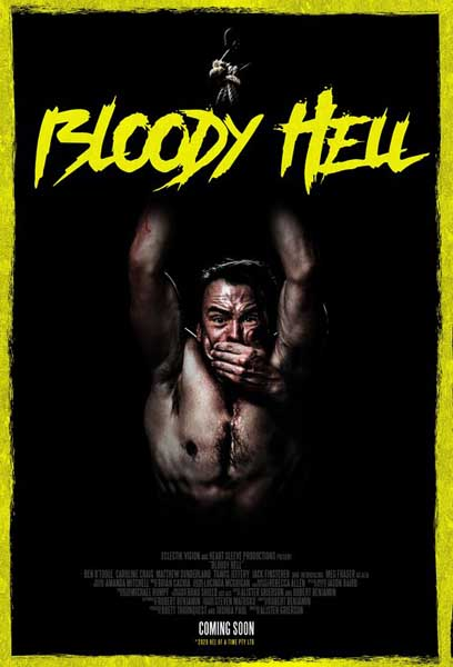 Bloody Hell (2020) - Movie Poster