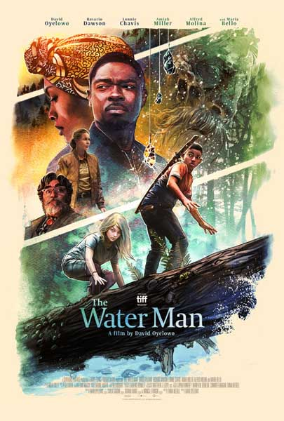 The Water Man (2020) - Movie Poster