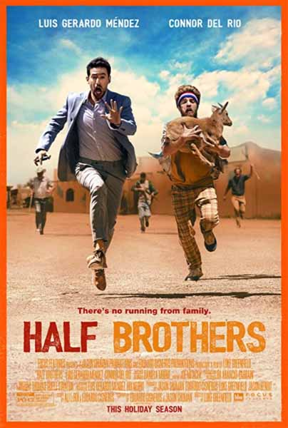 Half Brothers (2020) - Movie Poster