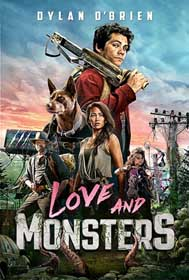 Love and Monsters (2020) - Movie Poster