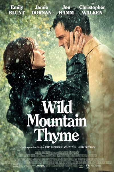 Wild Mountain Thyme (2020) - Movie Poster