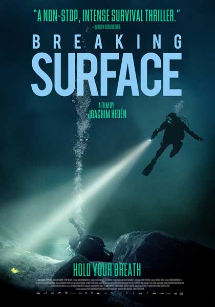 Breaking Surface (2020) - Movie Poster