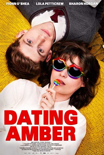 Dating Amber (2020) - Movie Poster